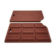 Buy Chocolate candy bar teether