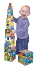 10 Piece Nesting and Stacking Blocks 73