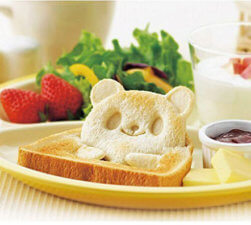 Teddy Sandwich Cutter 388