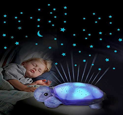 Musical Turtle Projector Lamp 321