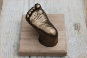 newborn 3D hand foot impression casting kit