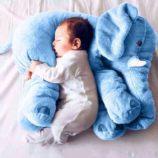buy big elephant plush doll pillow