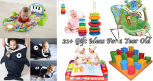 gift ideas 1 year old boy