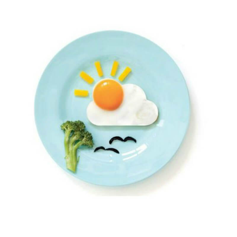 Sun Cloud Egg Mold 359