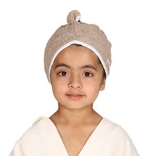 Kids Hair Wrap Towel