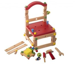 Kids Tools Chair