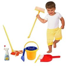 Pretend Play Cleaning Set for Kids 512