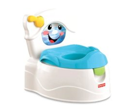 Learn-to-Flush Potty Chair