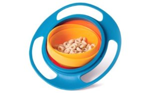 spill proof gyro bowl