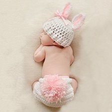 Crochet Newborn Photography Prop
