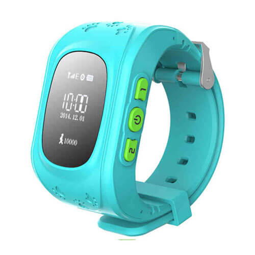 Kids Watch With Mobile and GPS Tracker 555
