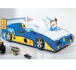 race car bed
