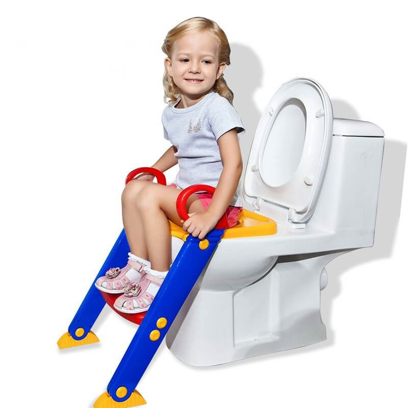 Potty Training Toilet Ladder Seat 678