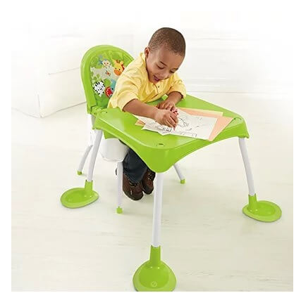 4-In-1 High Chair 1031