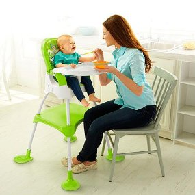 4-In-1 High Chair 1034