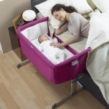 Next 2 Me Co-Sleeping Crib 886