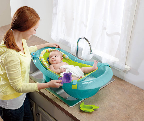 10 Best Bath Tubs For Babies | I Want That Momma