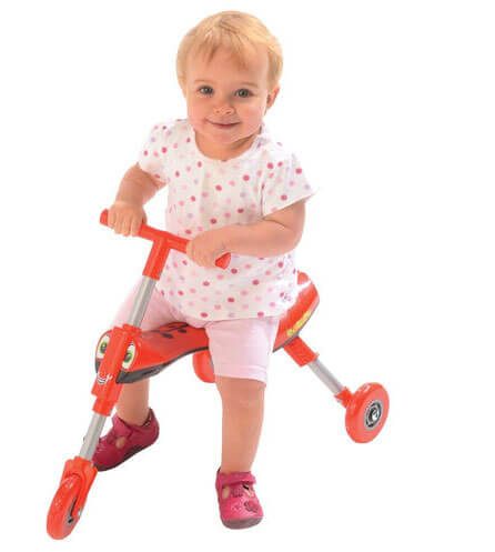 Foldable Foot To Floor Ride For Kids I Want That Momma