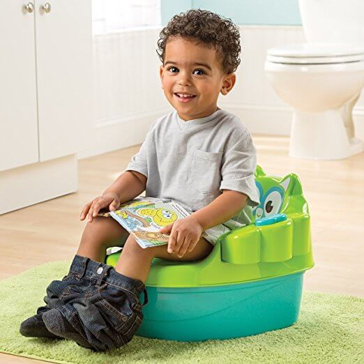 Summer Infant 3-in-1 Owl Tales Interactive Potty with Storybook 858