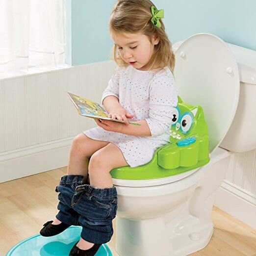 Summer Infant 3-in-1 Owl Tales Interactive Potty with Storybook 857