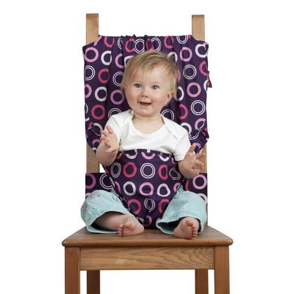Portable Fabric Booster Chair 950