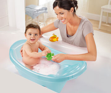 Baby Tub With Toy Bar 943