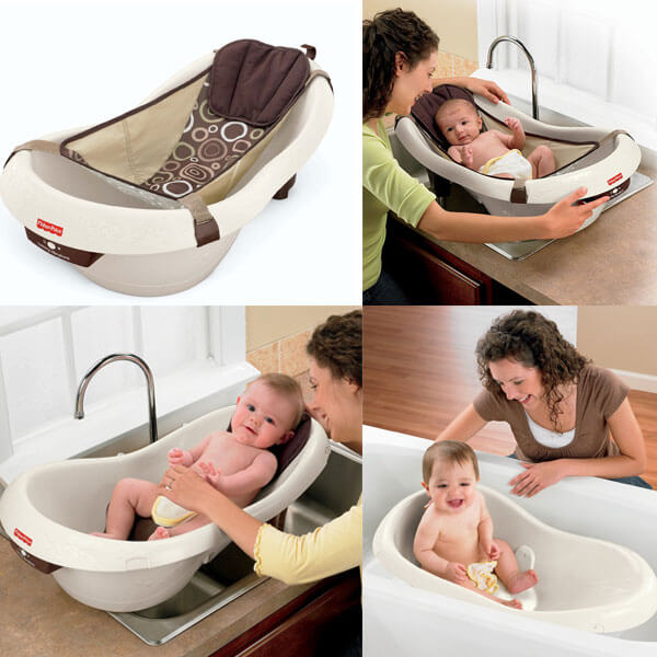 10 best bath tubs for babies i want that momma. Black Bedroom Furniture Sets. Home Design Ideas