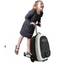 suitcase cum scooter