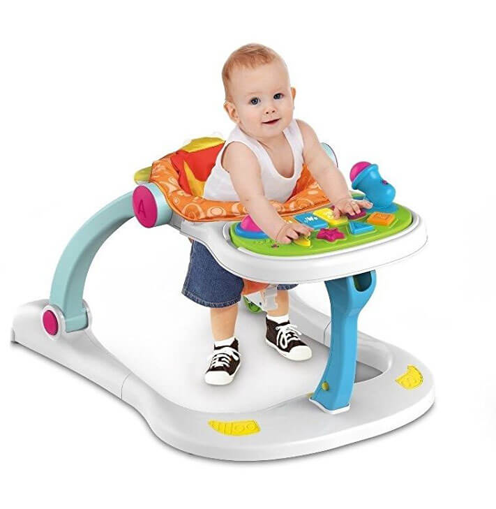 4 in 1 Activity Walker 1401