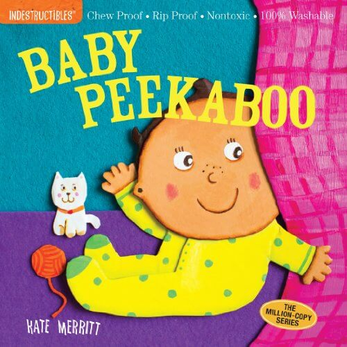 Indestructible Baby Book 1144