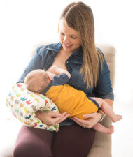 nursing arm pillow