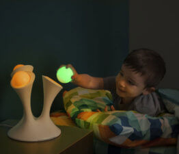 Changing Color Night Light