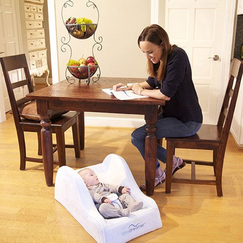 Inclined Baby Bed Cum Seat 1301