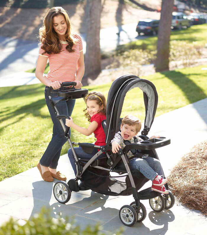 Stroller For Two 1370