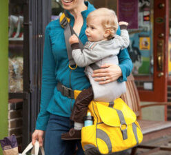 sidekick diaper bag