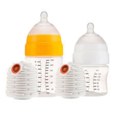 self warming feeding bottle