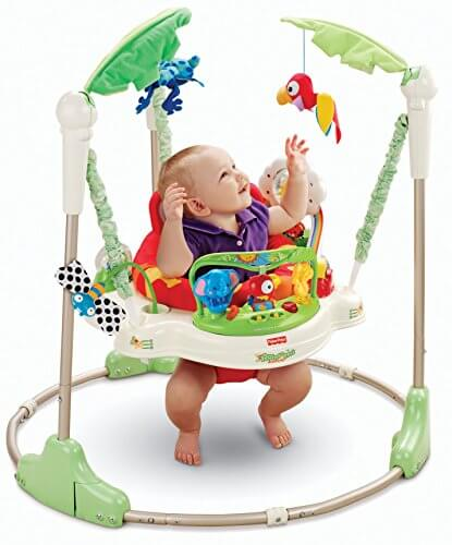 Rainforest Jumperoo 1513