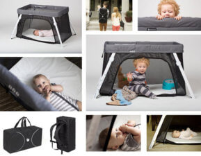 travel crib