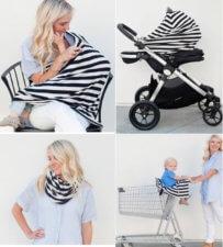 4 in 1 nursing cover