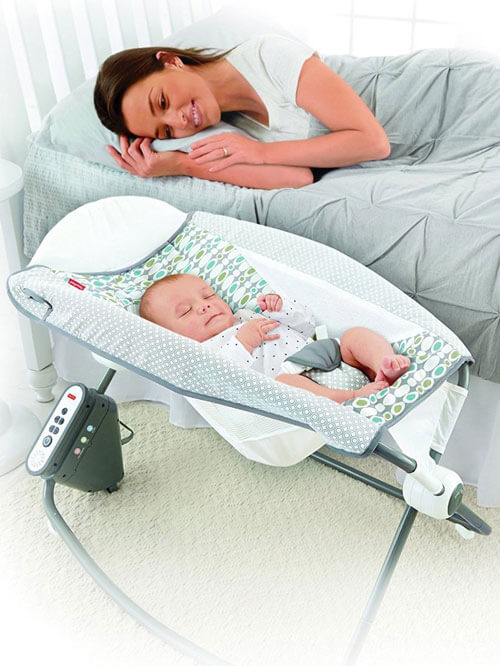 Auto Rock n Play Sleeper 1618