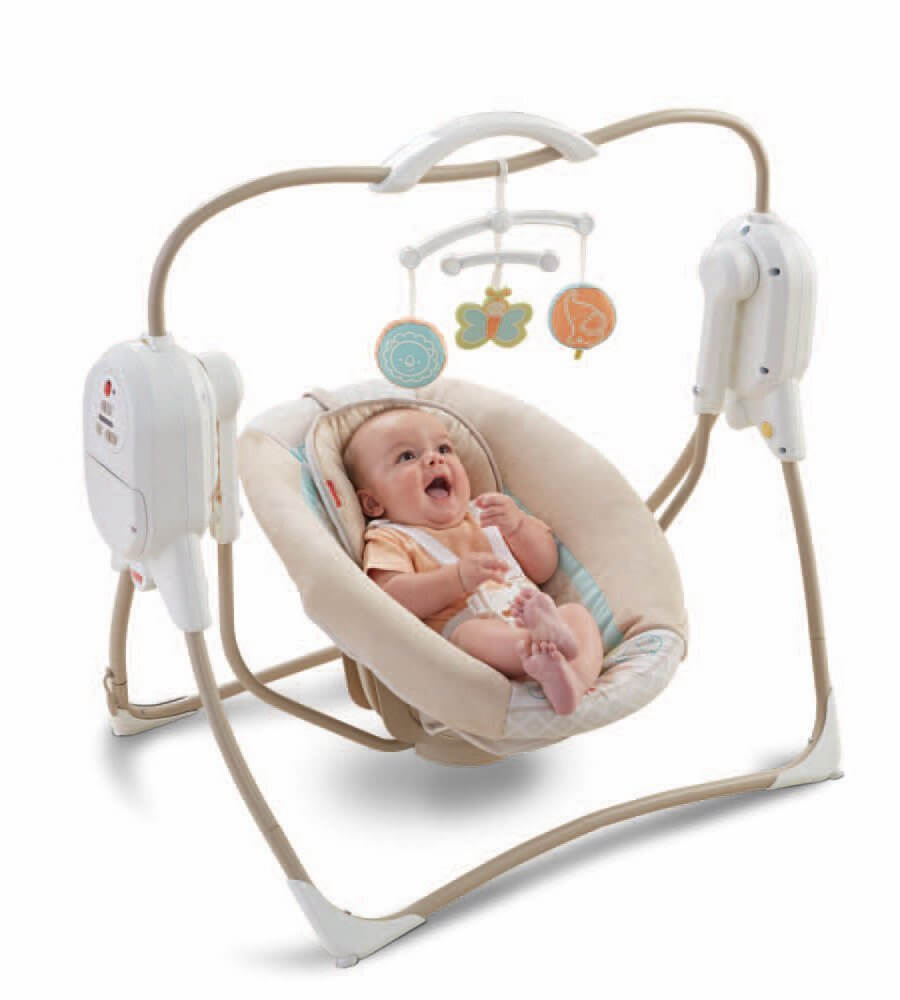 Spacesaver Cradle N Swing 1587