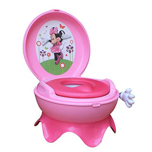 Minnie Baby To Toddler Potty System 1831