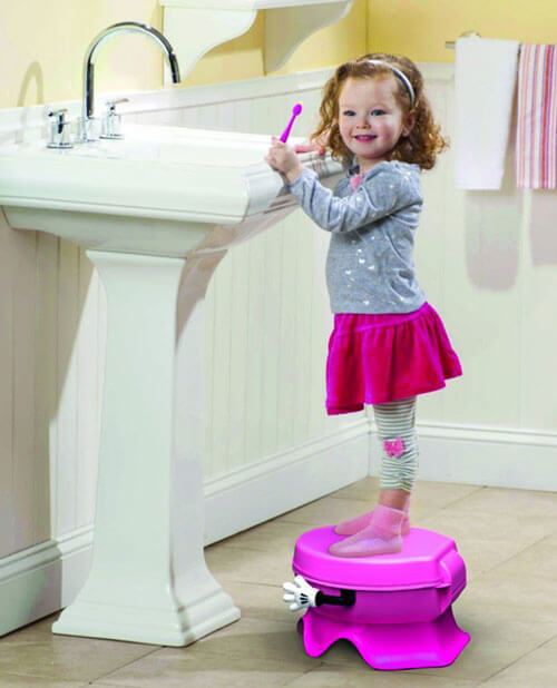 Minnie Baby To Toddler Potty System 1834