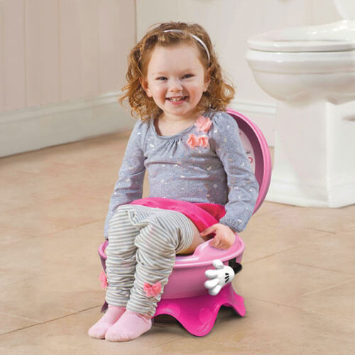 Minnie Baby To Toddler Potty System 1833