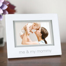 mommy and baby photo frame