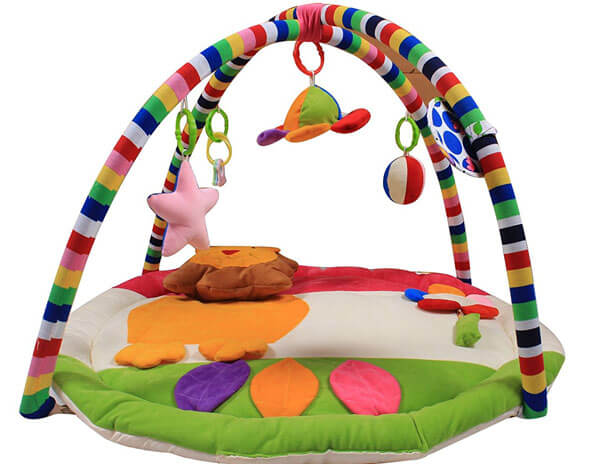 baby play gym india