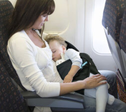 SkyBaby Travel Mattress
