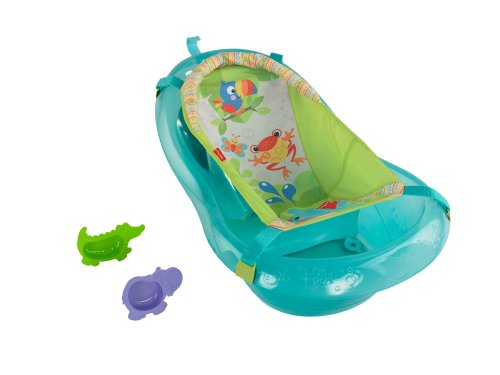 Rainforest Friends Bath Tub 2038