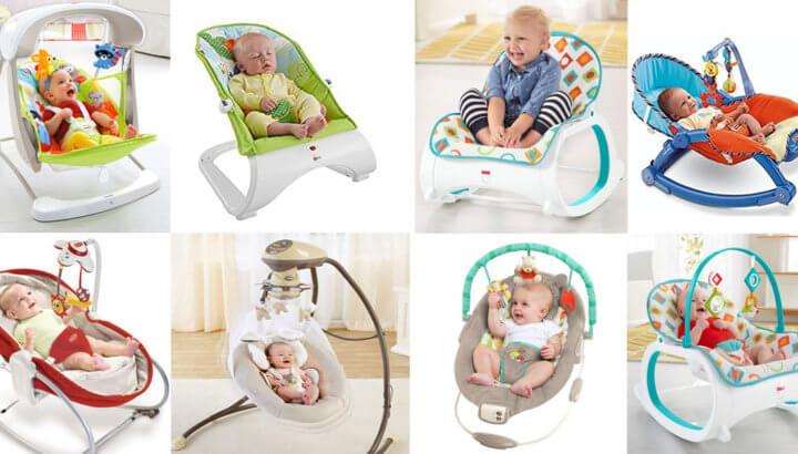 best baby bouncers rockers and swings india