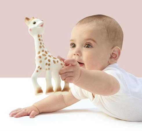 Sophie The Giraffe Teether 1995